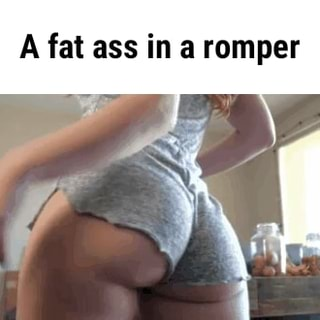 Hot fat ass