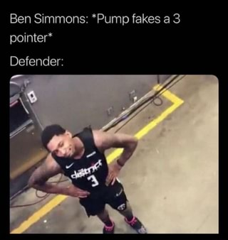 3 A Ben Fakes pump Simmons Ifunny - Pointer