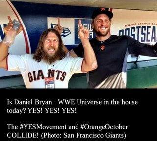 Is Daniel Bryan Wwe Universe In The House Today Yes Yes Yes