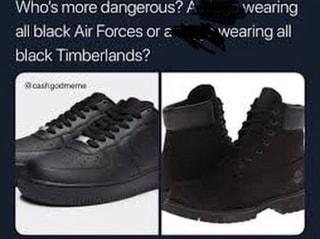 Black Airforce 1 Memes Youtube