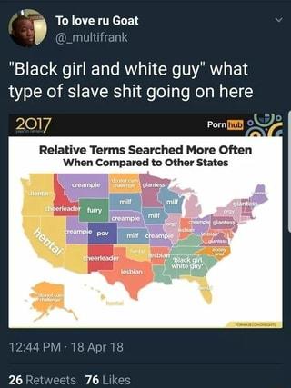 White Girl Fucked Black