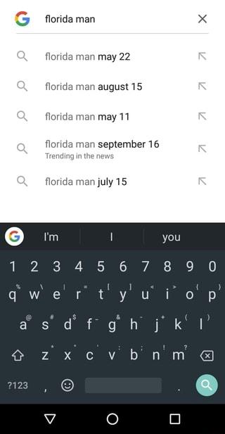 florida man july 7