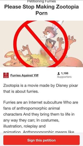 porr komisk zootopia