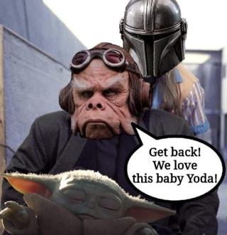 Star Wars SJWs Attack Baby Yoda 6f5ba3406f9b89a10b680976a494182637d7321b76de65576f6efcecbc9a55a9_1