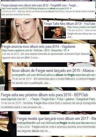 Ergie adia seu proximo album solo para 2016 BEPClub Fergie revela ...