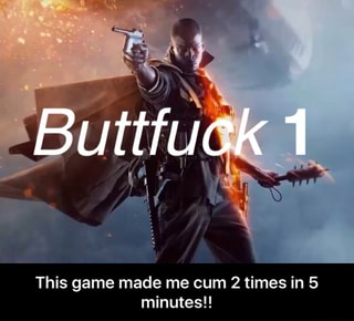 this game made me cum 2 times in 5 minutes