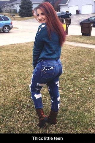 teen ass photo