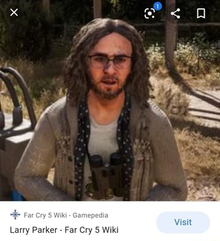 Ad Far Cry 5 Wiki Gamepedia Larry Parker Far Cry 5 Wiki Ifunny