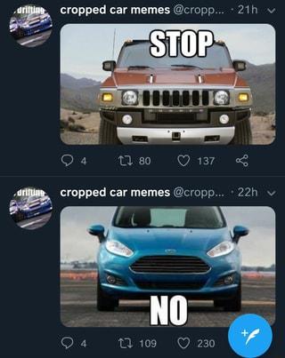 Cropped Car Memes At Cropp 22h V Ifunny