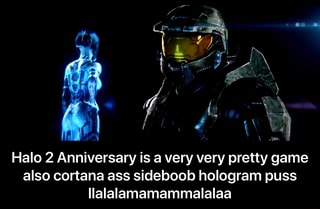 Halo 2 Anniversary Is A Very Very Pretty Game Also Cortana