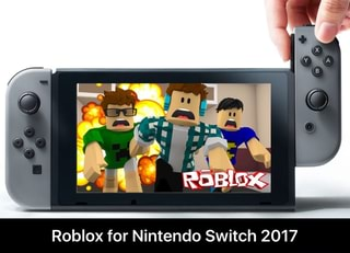 Roblox For Nintendo Switch 2017 Roblox For Nintendo Switch 2017