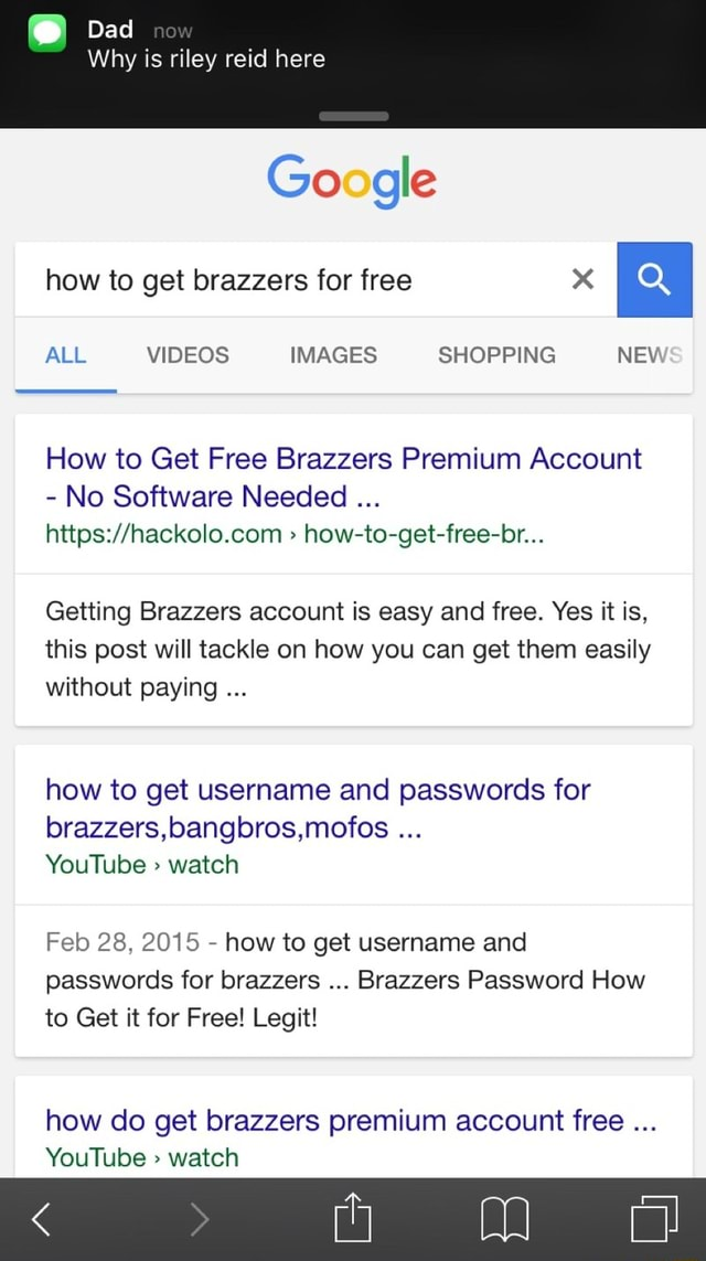 Get Brazzers Free