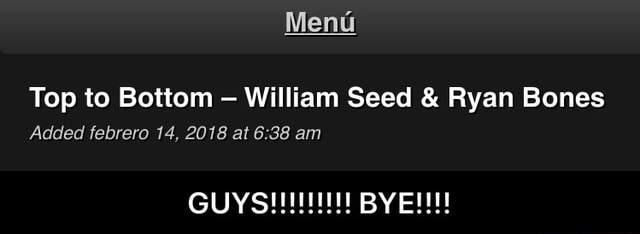 William Seed Disney