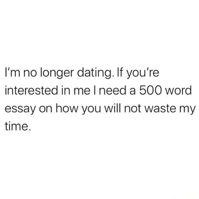 dating im
