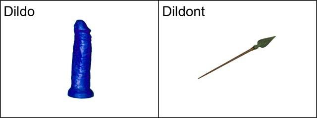 Dildo Dildont
