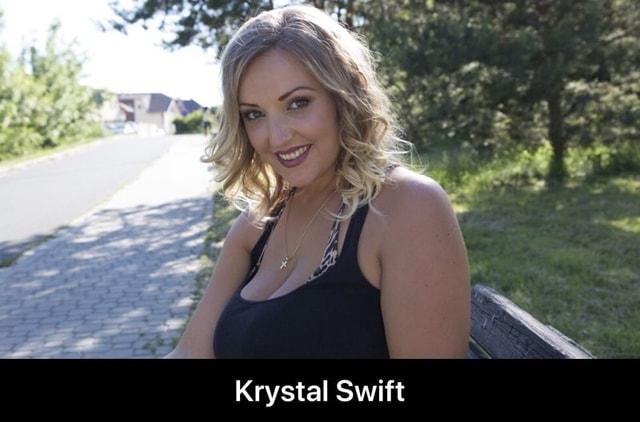 Swift pics krystal Krystal Swift