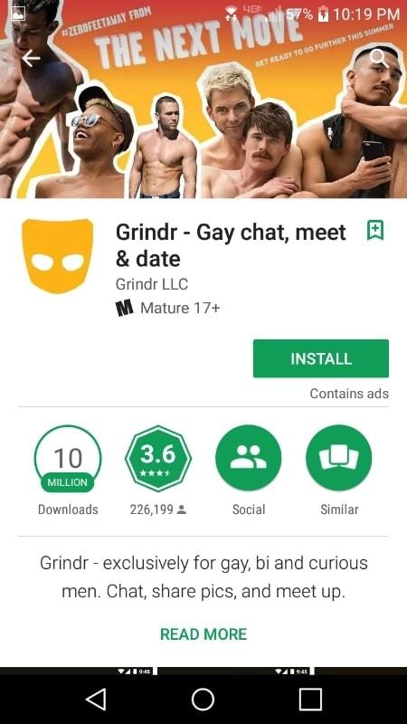 Mature gay chat