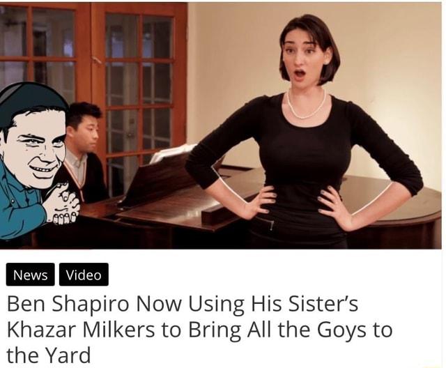 Khazar milkers