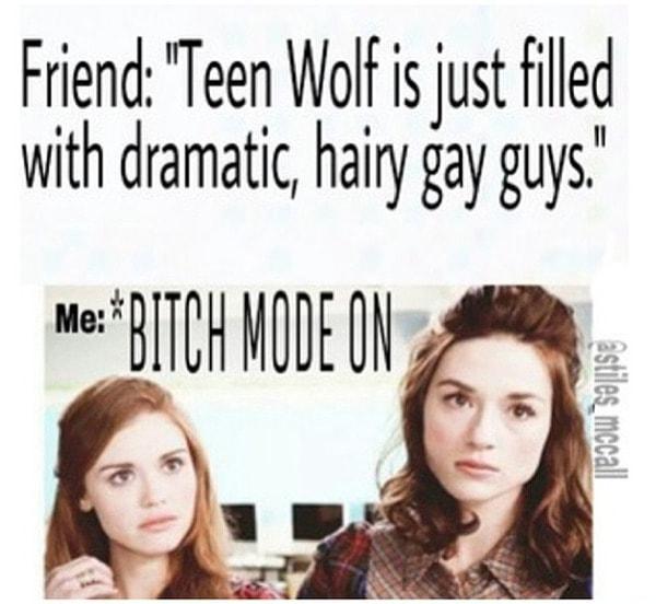 Hairy gay teen