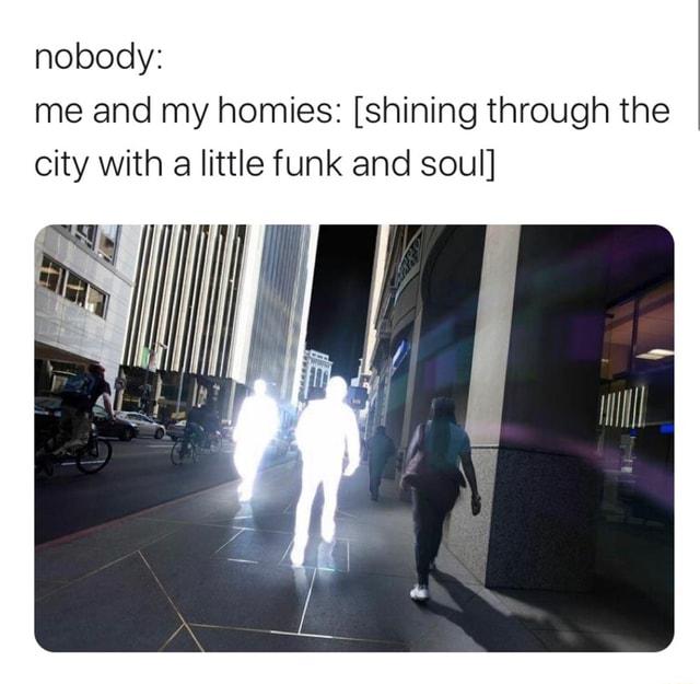 Shining Through the City