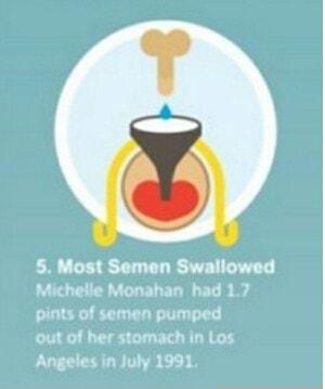 Michelle monahan sperma