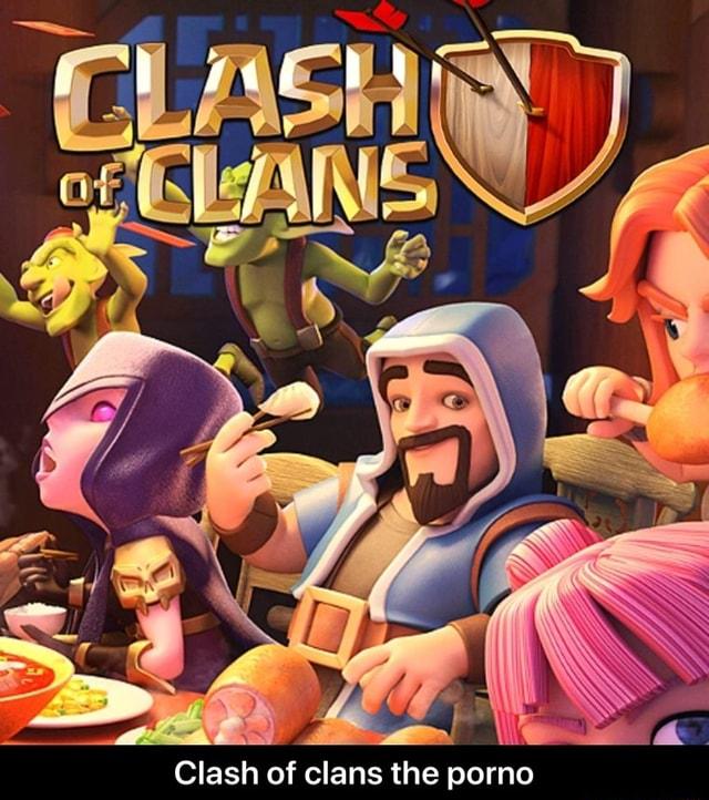 Pornos clash of clans Clash of