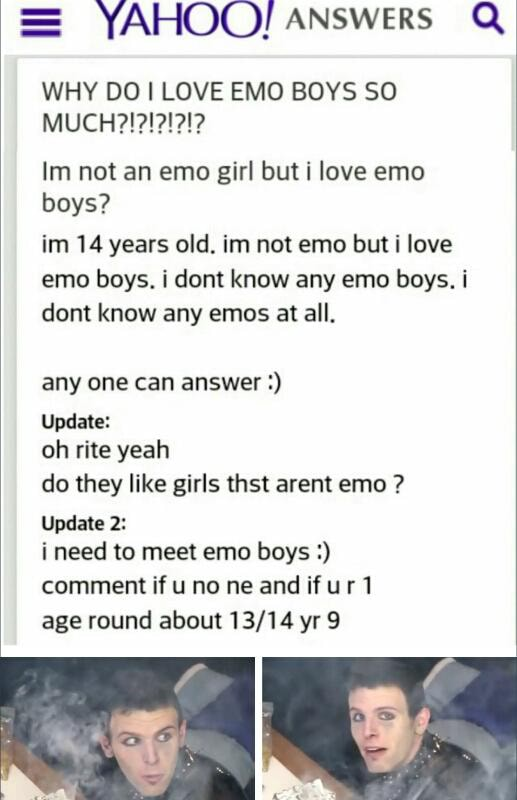 Emo meet where girls to Emo Chat