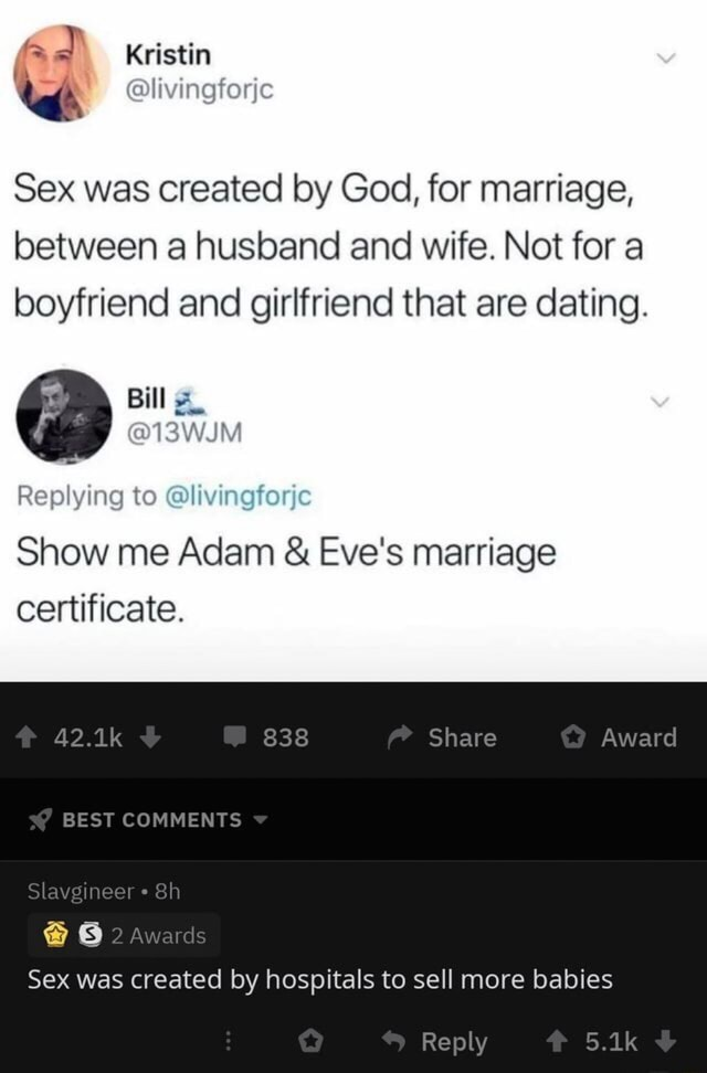 Husband sex wife between and What Does