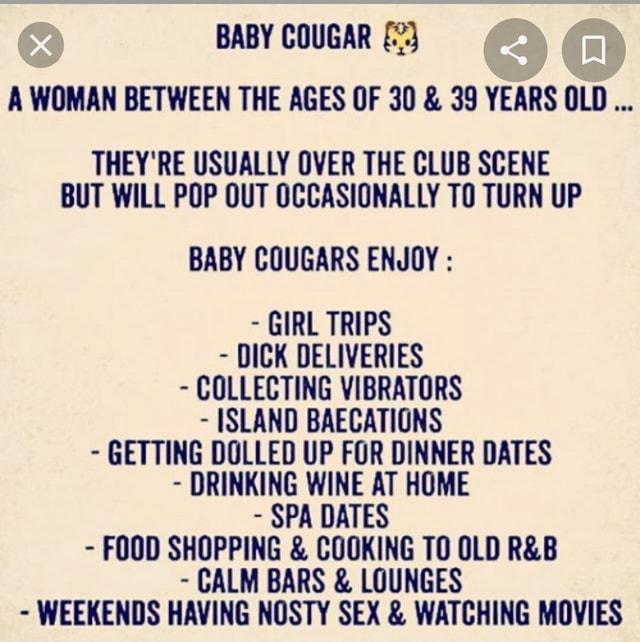 Meme woman cougar Best cougar